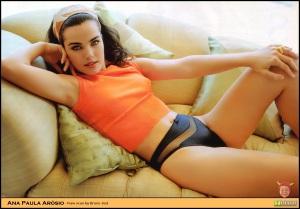 Ana Paula Arosio em Fotos Sexy